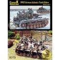 caesar 79 soldats allemands assis 39/45