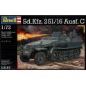 revell 3197 SDKFZ 251 / 16