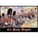 strelets 902 charge de la brigade lourde 1854