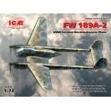 icm 72292 Focke-Wulf Fw 189A-2 (nouv. moule)