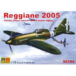 rs 92194 Reggiane Re.2005