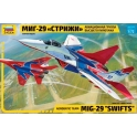 "zvezda 7310 Mikoyan MiG-29S ""Swifts"""