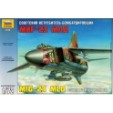 zvezda 7218 MiG-23MLD