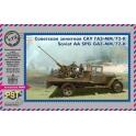 pst 72084 AA SPG 72-K/GAZ-MM (1943) nouveau moule