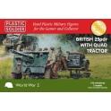 psc g20006 Canons anglais de 25 pds +  tracteur Morris