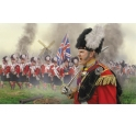 strelets 140 Infanterie écossaise en marche (1er empire)