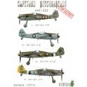 karaya 7204 FW 190 Capturés
