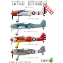 karaya 4805 FW 190 Capturés