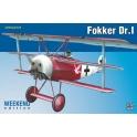 Eduard 7438 Fokker Dr.I Triplan