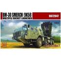 modelcollect 72047 Lance roquettes russe BM-30 Smerch