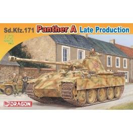 dragon 7505 Panther A  production tardive