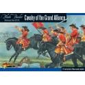 wg cavalerie Anglaise 1701-1714
