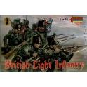 strelet m030 Infanterie légère anglaise 1854