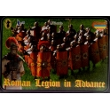 strelets m020 Légion romaine en attaque