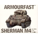 hat armourfast 99001 Sherman M4