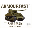 hat armourfast 99012 M4A3 Sherman 76mm