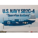 "academy 12545 US Navy Curtiss SB2C-4 Helldiver ""Operation Iceberg"""