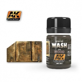 AK wash 263 Lavis pour le bois
