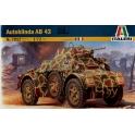 italeri 7052 Autoblinda AB-43