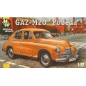 military wheels 7248 GAZ-M-20 Pobeda