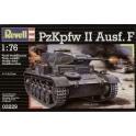 revell 3229 Panzer II. F