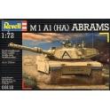 revell 3112 Abrams M1A1 (HA)