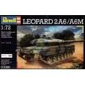 revell 3180 Leopard 2A6/A6M