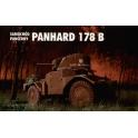 rpm 72306 Panhard B avec  tourelle FL178