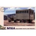 pst 72056 M16A Machine shop (US6 truck)
