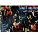 mars 72025 Infanterie anglaise 1812/1815