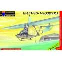 kpm 7228 DFS G-101/SG-1/SG-38/TX.I (2in1