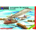 """kpm 7226 DFS SG-38 """"Gondola"""" (2in1)"""