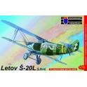 kpm 7216 Letov S-20L Lithuanian AF
