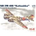 icm 72161 Tupolev SB-2M-100 république espagnole 1936