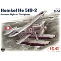 icm 72192 Heinkel He-51B-2