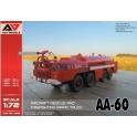 a a models 7201 camion de pompiers de l'air russeAA-60