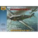 zvezda 4608 Bf-109F-4