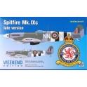 Eduard 7431 Spitfire Mk.IXc