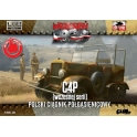 First to fight 44 Tracteur C4P Polonais (1er version)