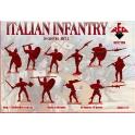 red box 72100 Infanterie Italienne 16è S. (set 2)