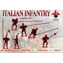 red box 72101 Infanterie Italienne 16è S. (set 3)