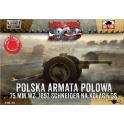 First to fight 45 Canon de 75mm polonais