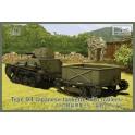 ibg 72045 Tankette T94 + remorques chenillées