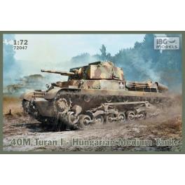 ibg 72047 Char hongrois 40M Turan I