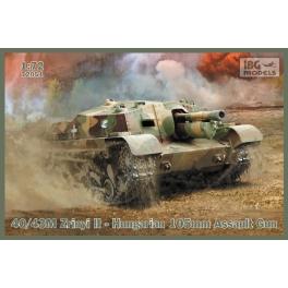 ibg 72051 Char hongrois 40/43M Zrinyi II