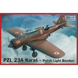 ibg 72505 Bombardier leger polonais PZL.23A Karas