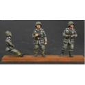 Xan miniatures HV03 Servants de FLAK allemands