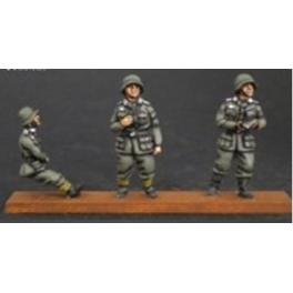 Xan miniatures HV03 Servants de FLAK allemands