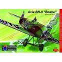 kpm 7277 Avia BH-9 L-BONG pilote Dr Lhota