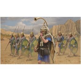 strelets m125 Auxiliaires romains en marche